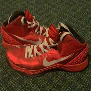 Nike Red Hyper Disruptor